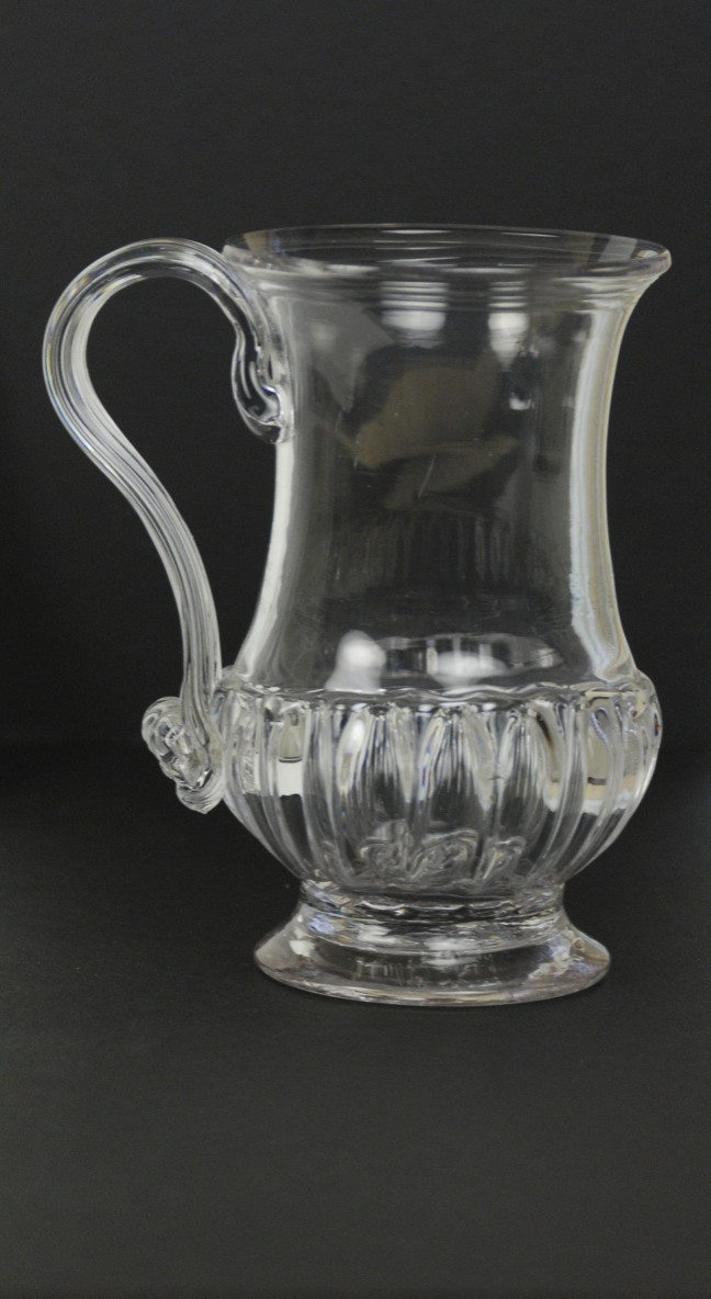 SMALL ENGLISH TANKARD c. 1770