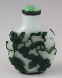Chinese Snuff Bottle Qing Dynasty (1644-1911)