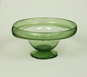 39R Coptic glass bowl 4th Century