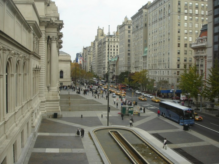 The Met on 5th Ave New York