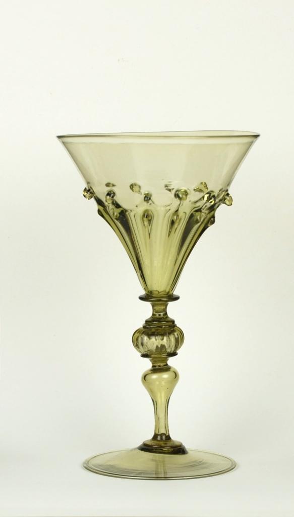 3E Gadrooned Goblet