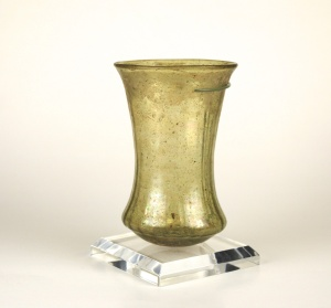 117E Merovingian bell beaker