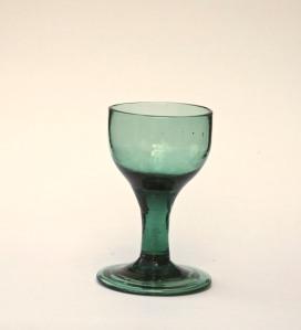 96E Light GreenWineglass