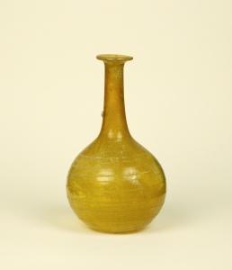 21R Roman Amber Bottle 1st Century