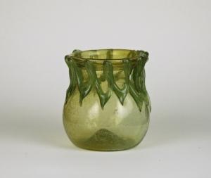 40R Roman Jar with zig zag rim 3-4th Century