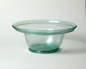 63R Roman bowl with vertical rim 1st Century