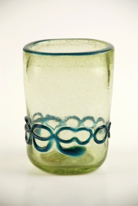 21E Pocket Glass 17-18th Century