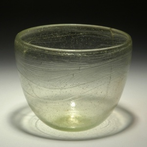 59R Pale green cup 2-4th Century