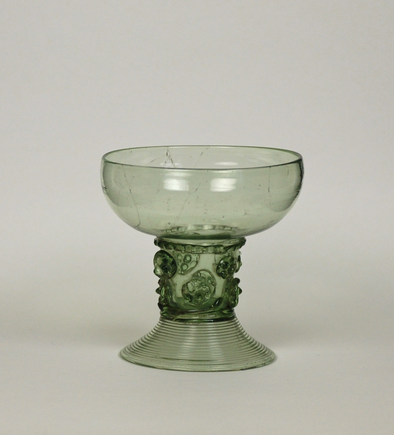**WALD GLASS (MIDDLE AGES) AND ROEMERS   Ancient Glass ...