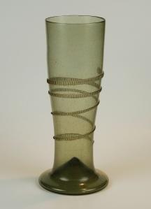 105E Keulenglas Beaker 17th Century