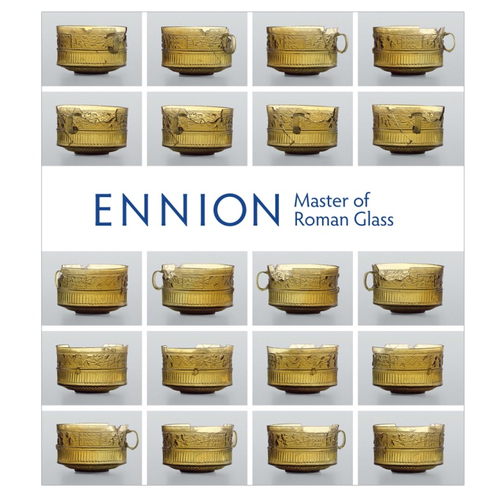 Exhibition Catalogues Ennion Master of Roman Glass