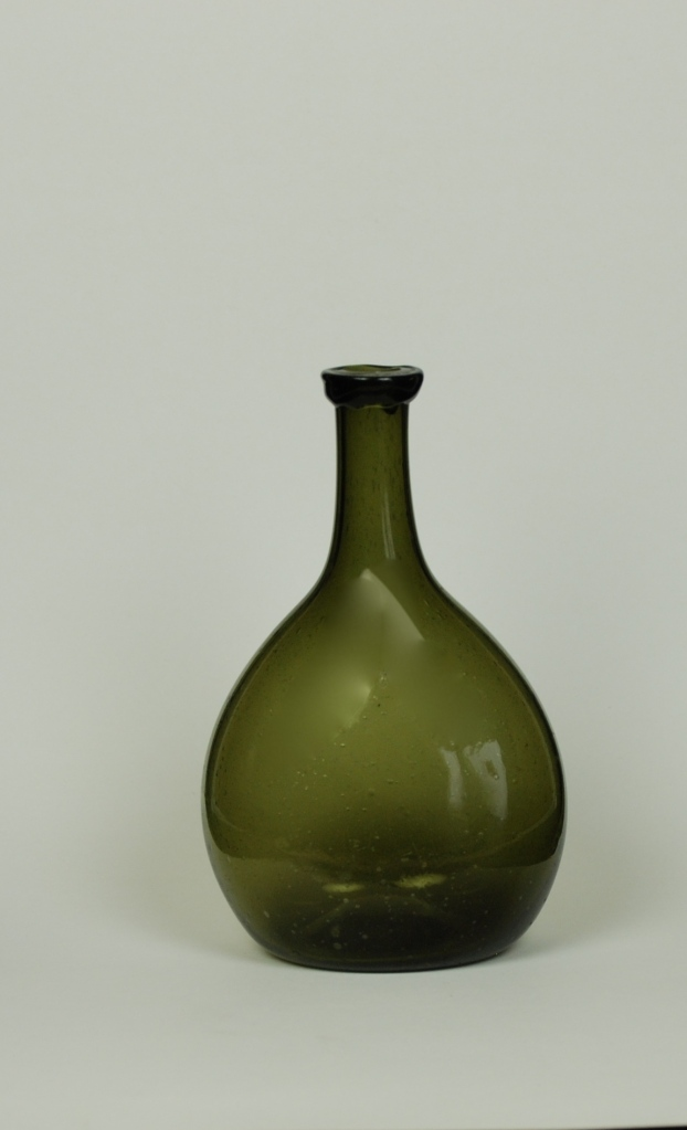 05A Chestnut Bottle H: 5 7/8""