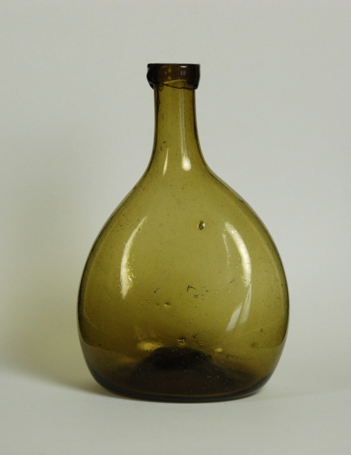 33A Chestnut Bottle H: 5 ½ inches