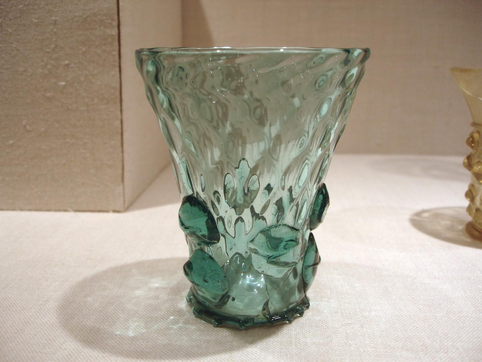 Th Century Drinking Glass