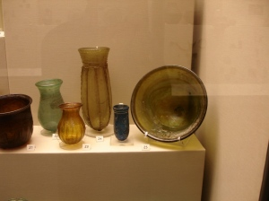 Merovingian glass