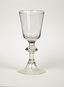 10E French Wine Glass 18th Century