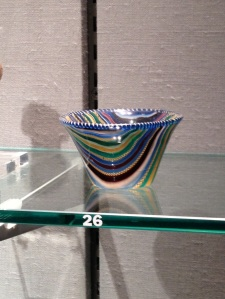 Ribbon Glass Cup a type of ribbon-mosaic The Corning Museum of Glass