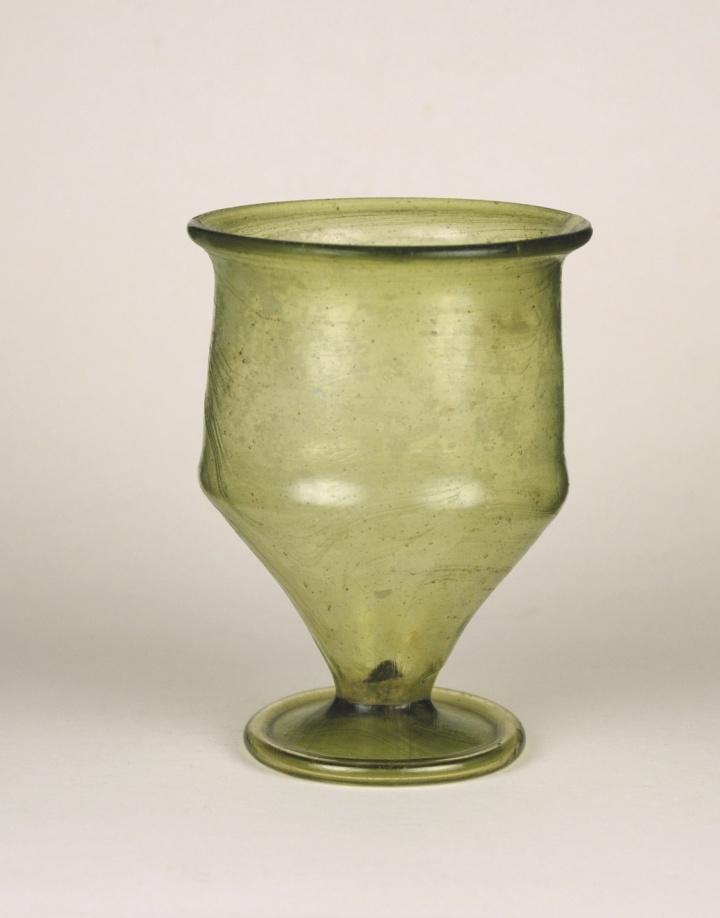 115E Gallo-Roman Glass Beaker
