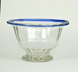 24E Panelled Bowl,English