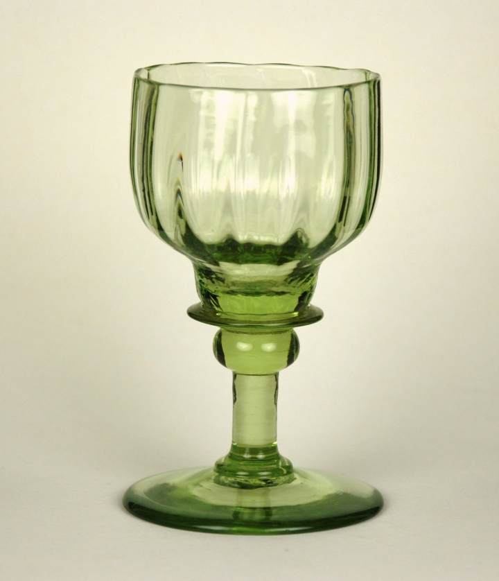 48E Light green Roemer 19-20th Century