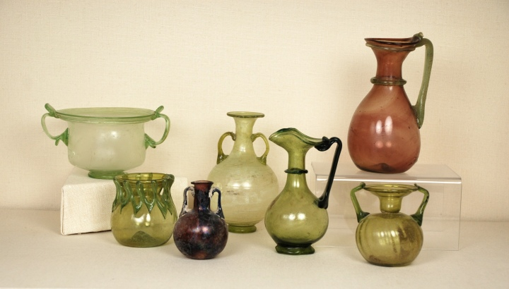Roman Glass, Allaire Collection