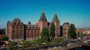 1 Offical picture of The Rijmuseum inAmsterdam