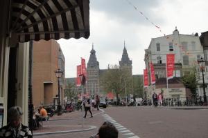 3 The Rijksmuseum inAmsterdam