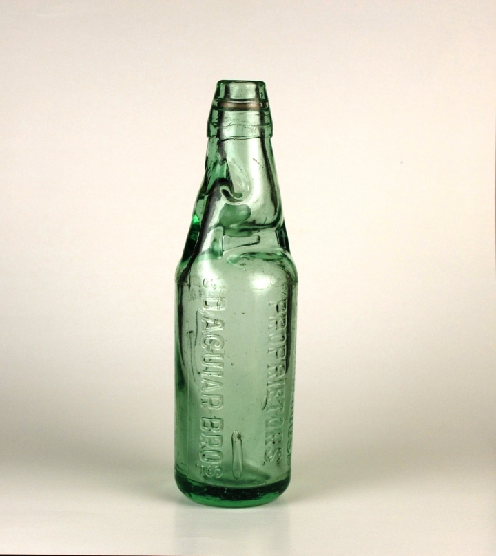 Glass Codd Bottle 88A