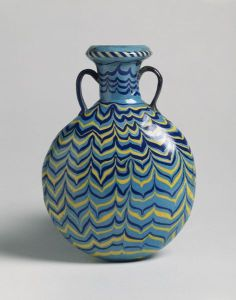 Egyptian core-form glass 1336 BC-1213 BC