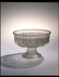 Footed bowl from Venice last quarter 15th century - early 16th century