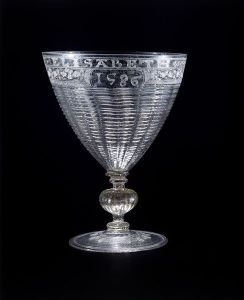 Goblet from London, England 1586