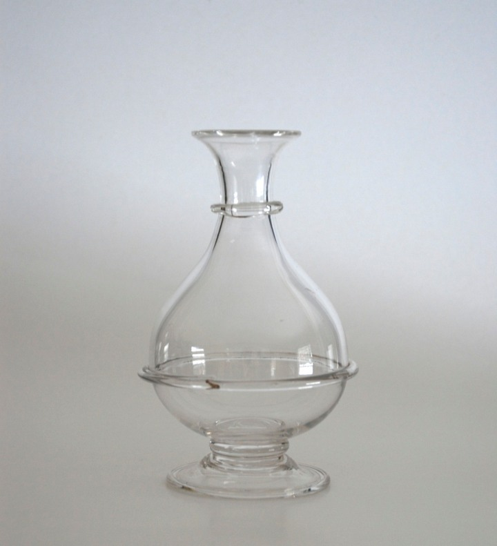 118E Arts & Crafts small spirit carafe