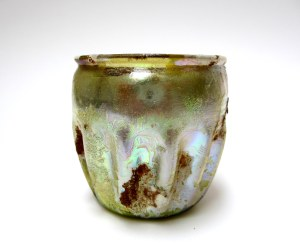 5H INDENTED ROMAN CUP