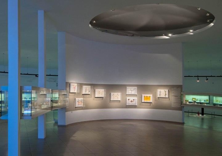 Glass Pavilion Eretz Museum