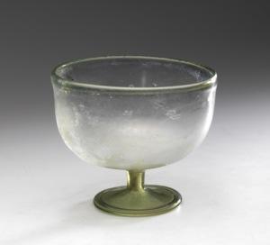 Roman drinking glass poto by Tom Haartsen