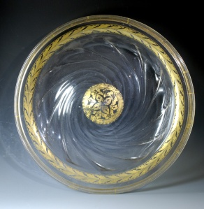 VENETIAN GLASS DISH