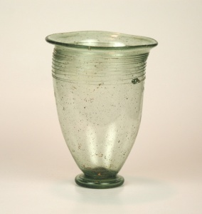 115E Merovingian Trailed Beaker 5-6th C