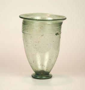 115E Merovingian Trailed Beaker 5-6th C