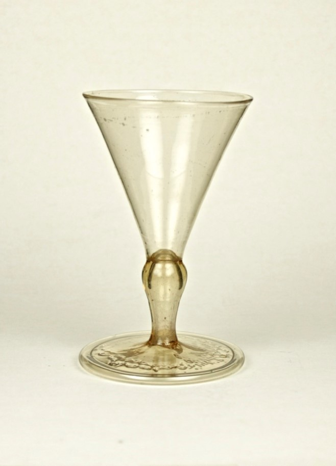 121 E Spanish Wine Glass H: 12.5 cm D: 1785