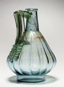 This jug is part of the collection of the RMO Museum in Leiden. Found in Cuijk, theNetherlands.