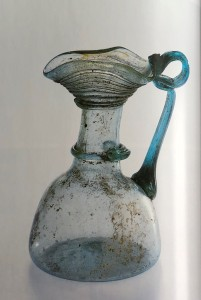"Book of the collection of ""Ancient Glass in the Israel Musuem"""