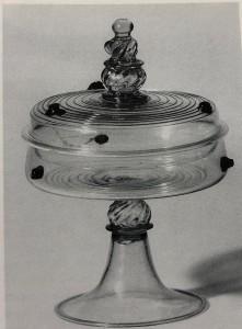 Venezianisches Glas der Veste Cobury by LiceVerlag