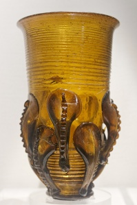 British Museum Claw beaker from RingmereFarm